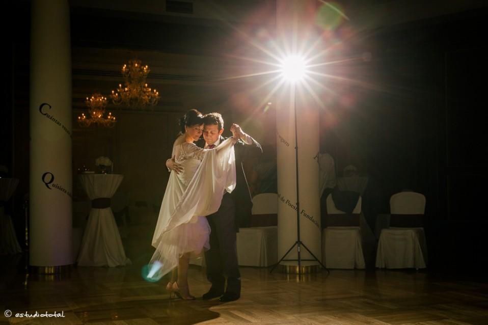 Las bodas de plata de Marta y Juan Manuel