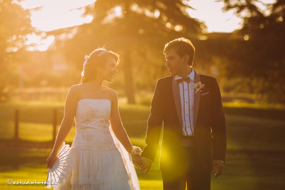 Y hubo boda, mucha boda ;)  Juan y Vanesa