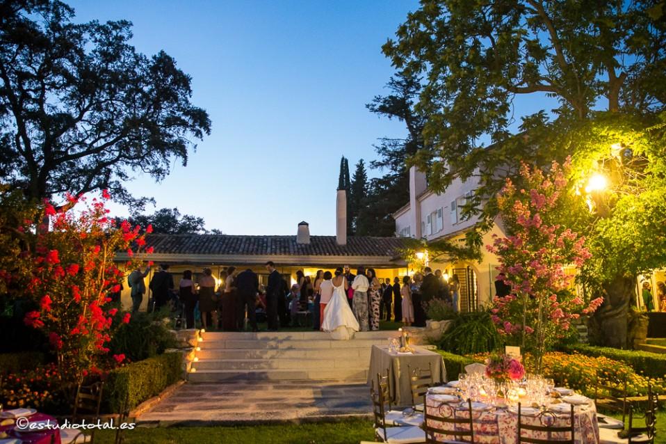 La boda de Enrique y Araceli en la finca La Camarga
