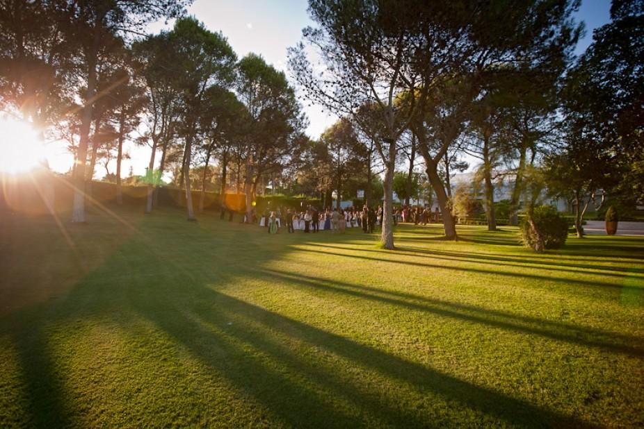 Reportaje completo de boda, Carlos y Alicia 2-09-2011