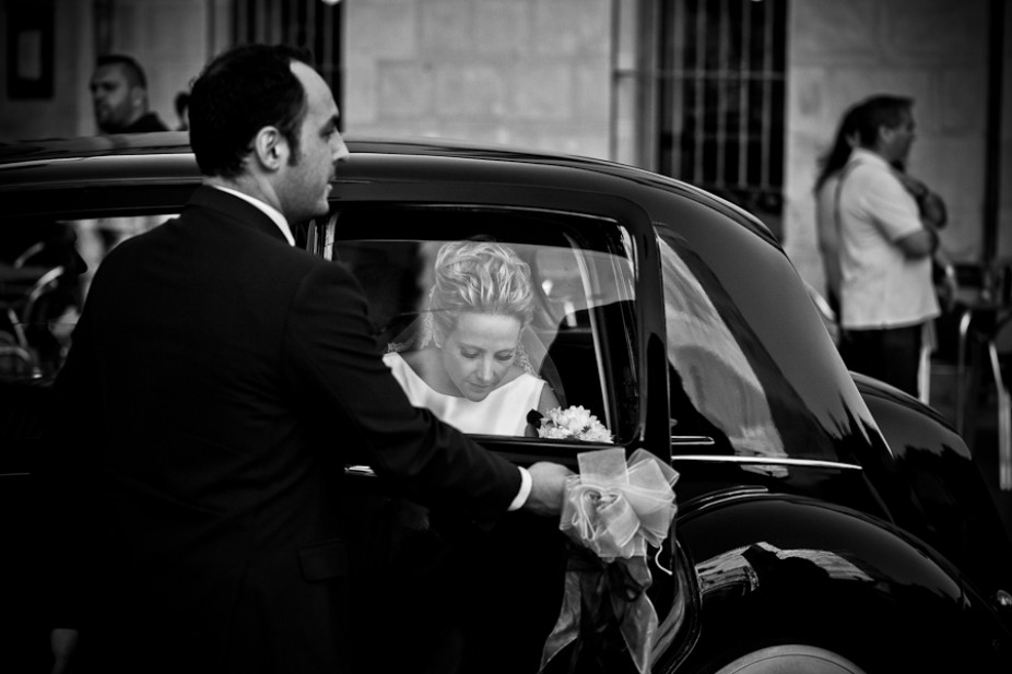 Greta y Mario, El Parador de Alcalá de Henares