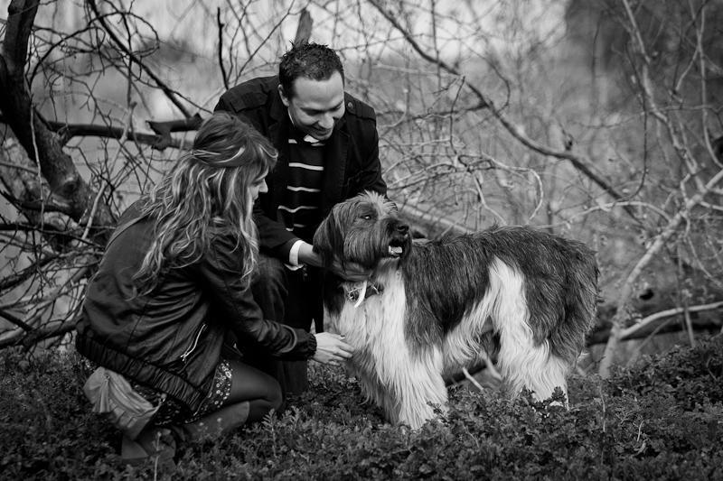 Lola+Antonio+Letizia, de preboda…