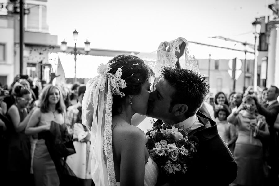 Esther y Santi, Pedro Muñoz – Reportaje de boda completo