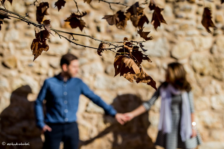 Juan y Vanesa, la pre-boda