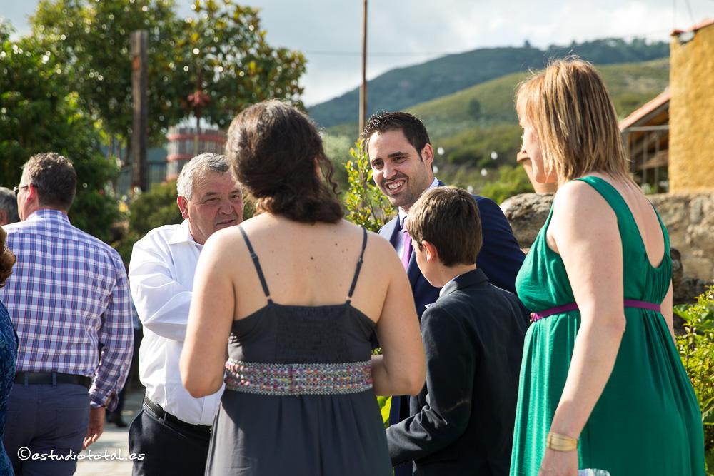boda en Candeleda, restaurante El Mirador de Gredos, el Raso